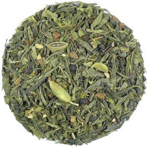 Herbata zielona Ogień Bengalski (cynamon, imbir, pieprz, goździki, kardamon)