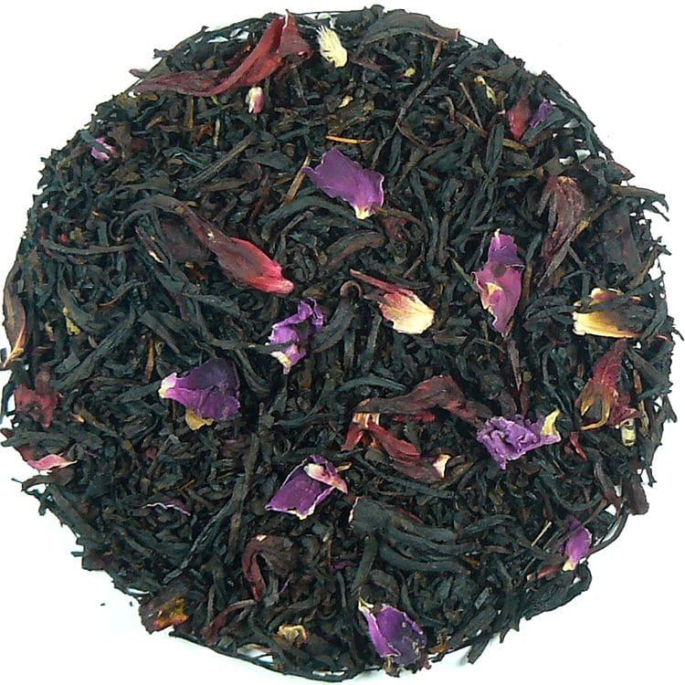 Herbata biała Sekret Kleopatry (migdały, płatki róży)