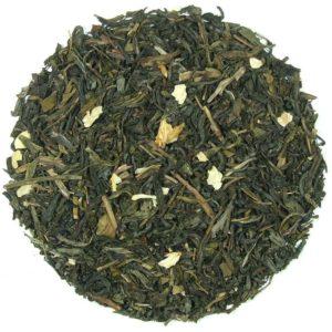 Herbata zielona Jaśminowa (kwiaty jaśminu)
