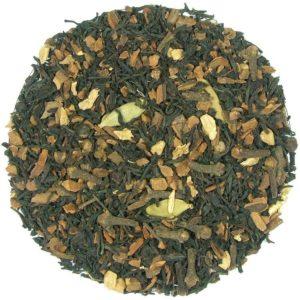 Herbata czarna Chai Masala (dodatki: cynamon, pieprz, imbir, goździki, kardamon)