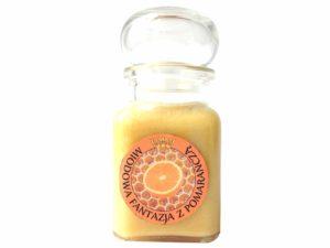 Miód z pomarańczą - Miodowa Fantazja 200g.