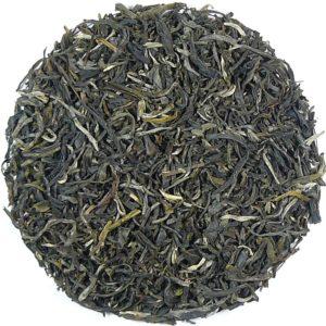 Herbata czarna Pikantna Malina (dodatki: imbir, goździki, pieprz, malina)